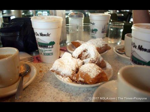Cafe Du Monde: A New Orleans institution