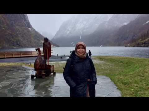 NORWAY IN A NUTSHELL: Bergen, Voss, Gudvangen, Flam to Myrdal- nurinayatik