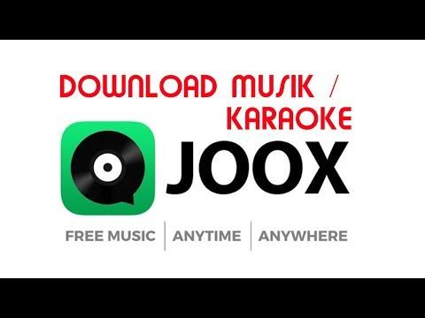 Cara Download Lagu / Hasil Karaoke dari JOOX