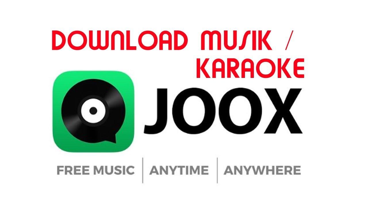 cara download lagu dari joox