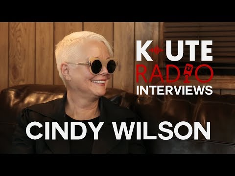 K-UTE Interviews: Cindy Wilson (The B-52s)