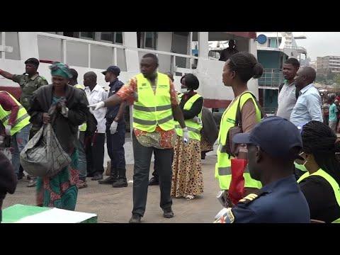Epidémie d'Ebola en République démocratique du Congo, un quatrième cas déclaré à Goma
