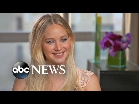 Jennifer Lawrence Interview on Passengers