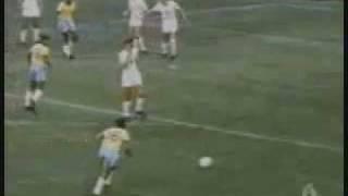Hommage à Garrincha !