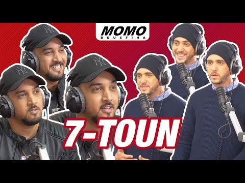 7-toun avec Momo -  شنو وقع في البولفار ؟ l كلاش ديزي دروس l علاش مسح الأغاني من يوتيوب ؟