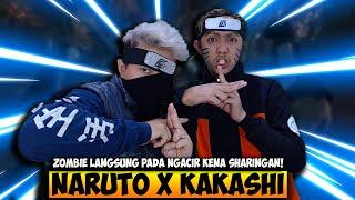 NARUTO DAN KAKASHI NAMATIN RESIDENT EVIL - RESIDENT EVIL 6 INDONESIA #ENDING