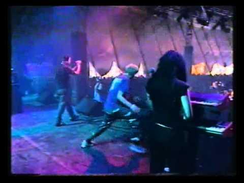 Atari Teenage Riot - Deutschland Has Gotta Die! live Pinkpop 1997