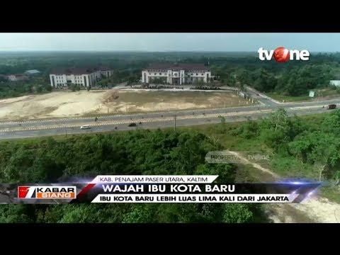 Wajah Ibu Kota Baru Republik Indonesia