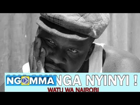 WAJINGA NYINYI Kangkaka Parody  By Padi Wubonn . WACHINGA NYINYI AFRICAN COMEDY