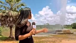 Na véspera do Dia Mundial da Água, veja contraste no estado do Piauí Free HD Video