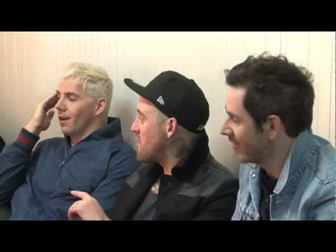 Interview with Lostprophets at RAF
