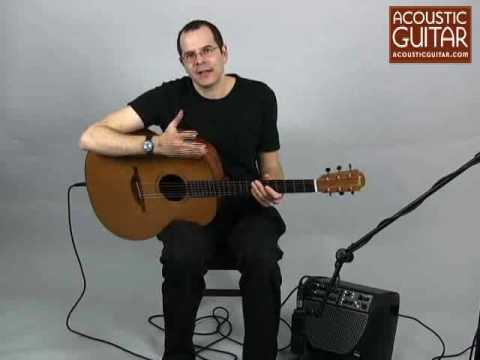 acoustic guitar reviews the acoustic image corus combo amp youtube. Black Bedroom Furniture Sets. Home Design Ideas