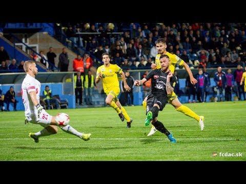 MFK Zemplín Michalovce - FC DAC 1904 1:2 (1:1)