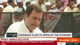 The Big Interview With Congress President Rahul Gandhi