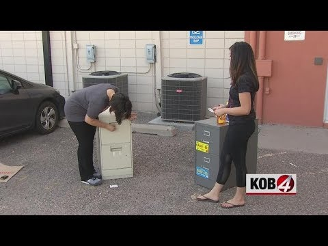 DIY Danielle: Filing cabinet face-off