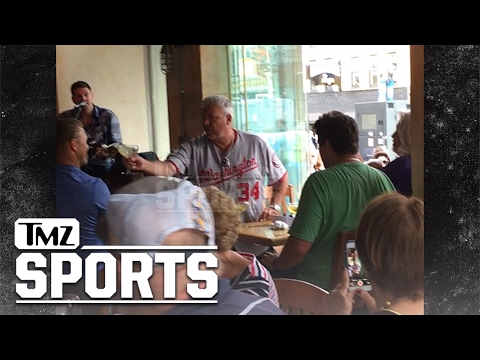 REX RYAN -- BAR FIGHT NEW VIDEO Aggressive Margarita Tactics | TMZ Sports