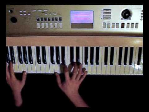 John Lennon - Imagine (piano tutorial) by ORiKE