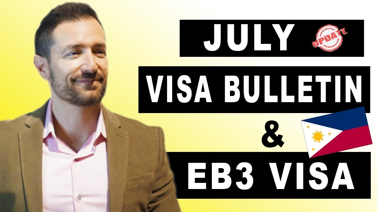 Visa Bulletin and EB3 Category for Nurses- Immigration lawyer in California  (2019)