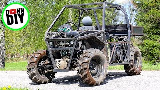 Welding Diff, Clutch Replace, Test Drive - 4x4 Off-Road UTV Build Ep.27