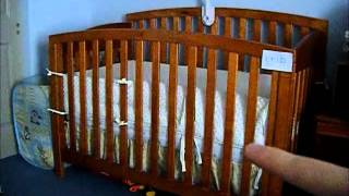 Making A Crib! (with Bumpers)