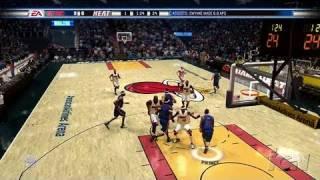 NBA Live 06 Xbox 360 Gameplay - Detroit at Miami