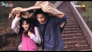 The Classic 2003 [Vietsub] - Ji Hae and Sang Min in the rain