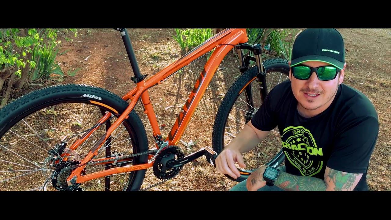 Conheça a nova Caloi Explorer Sport 2020, ideal pra começar a pedalar.