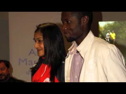 Conference de Presse - Anglo Mauritius Tour de Maurice 2011