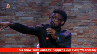 BASKETMOUTH LIVE IN UGANDA