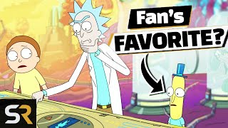 Best Rick And Morty Characters