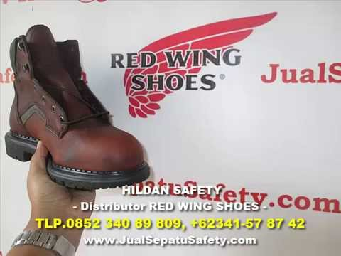 Distributor Sepatu RED WING Safety Shoes INDONESIA, HP ...