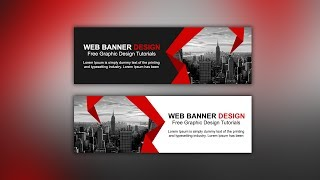 Learn How to Design a Web Banner in Adobe Photoshop | Dansky