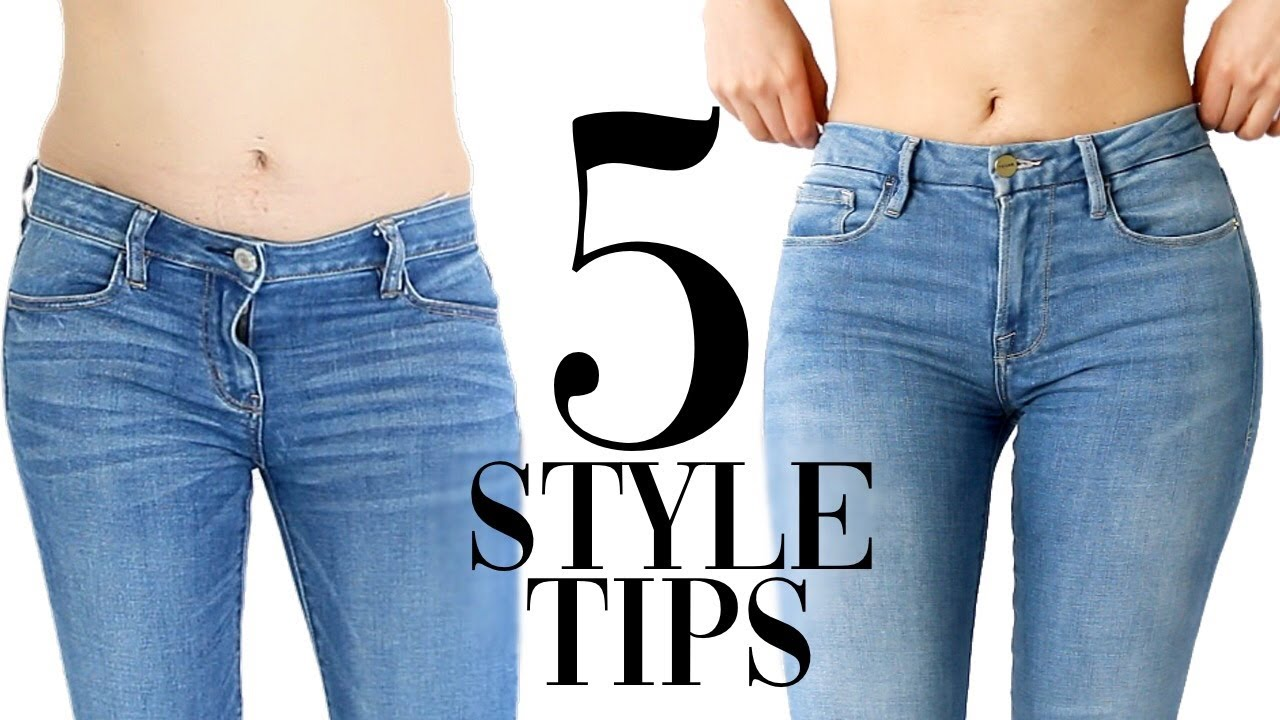 5 Style Tips EVERY Girl Should Know *life changing*