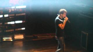 All Time Low - Dear Maria, Count Me In (Live on 11/11/2012)
