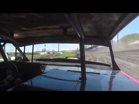 Fiesta City Speedway 2016 Test and Tune Jeremy Grinager Run 1