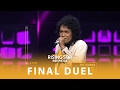 ZerosiX park Diana Final Duel 2 Rising Star Indonesia 2016
