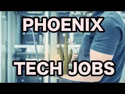 TECH Jobs in Phoenix Arizona   Living in Arizona
