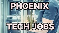 TECH Jobs in Phoenix Arizona | Living in Arizona
