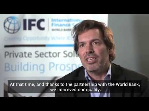 Partnering With the World Bank Group - Augusto Zubillaga