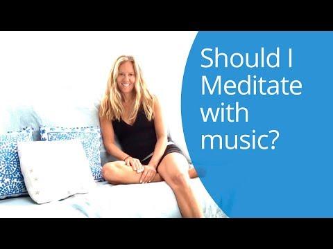 Meditation Q&A: Should I Meditate with Music? – OMG. I Can Meditate!