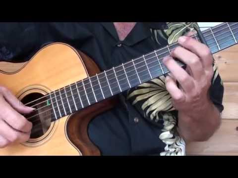 Father And Daughter by Paul Simon – Totally Guitars Lesson Preview
