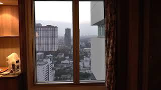 screen hotel window