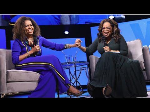 Oprah's 2020 Vision Tour Visionaries: Michelle Obama Interview