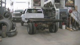 2001 Dodge Ram Cummins Flatbed (02/09/13)
