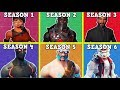 RANKING EVERY SEASON FROM WORST TO BEST! (SEASON 2-6!) | Fortnite Battle Royale!