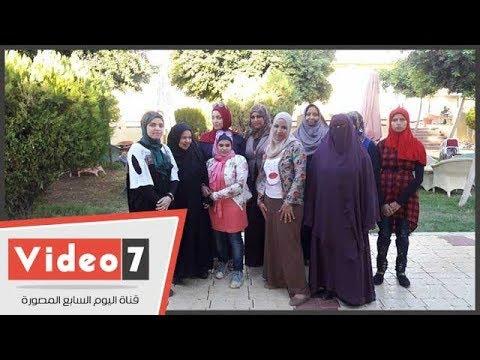 قصة كفاح فتيات وسيدات الصعيد لمواجهة البطالة بسوهاج  - 17:22-2017 / 8 / 12