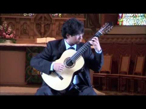 Luys Milán (ca. 1500 - ca. 1560) Fantasía XVI Pablo Garibay, guitarra