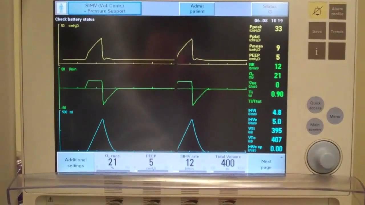 Breath control on the inversion rack - 4 7