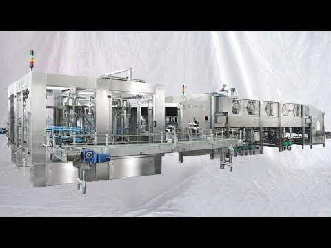 1200gallons Per Hour Production Line Big Container Water Making Equipment From Start To Finish