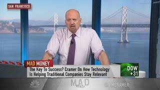 Jim Cramer talks investing, buying the dip in technology stocks
